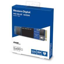 Ổ Cứng SSD Western Digital Blue SN550 500GB PCIe Gen3 x4 NVMe M.2