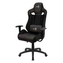 AEROCOOL EARL IRON BLACK GAMING CHAIR