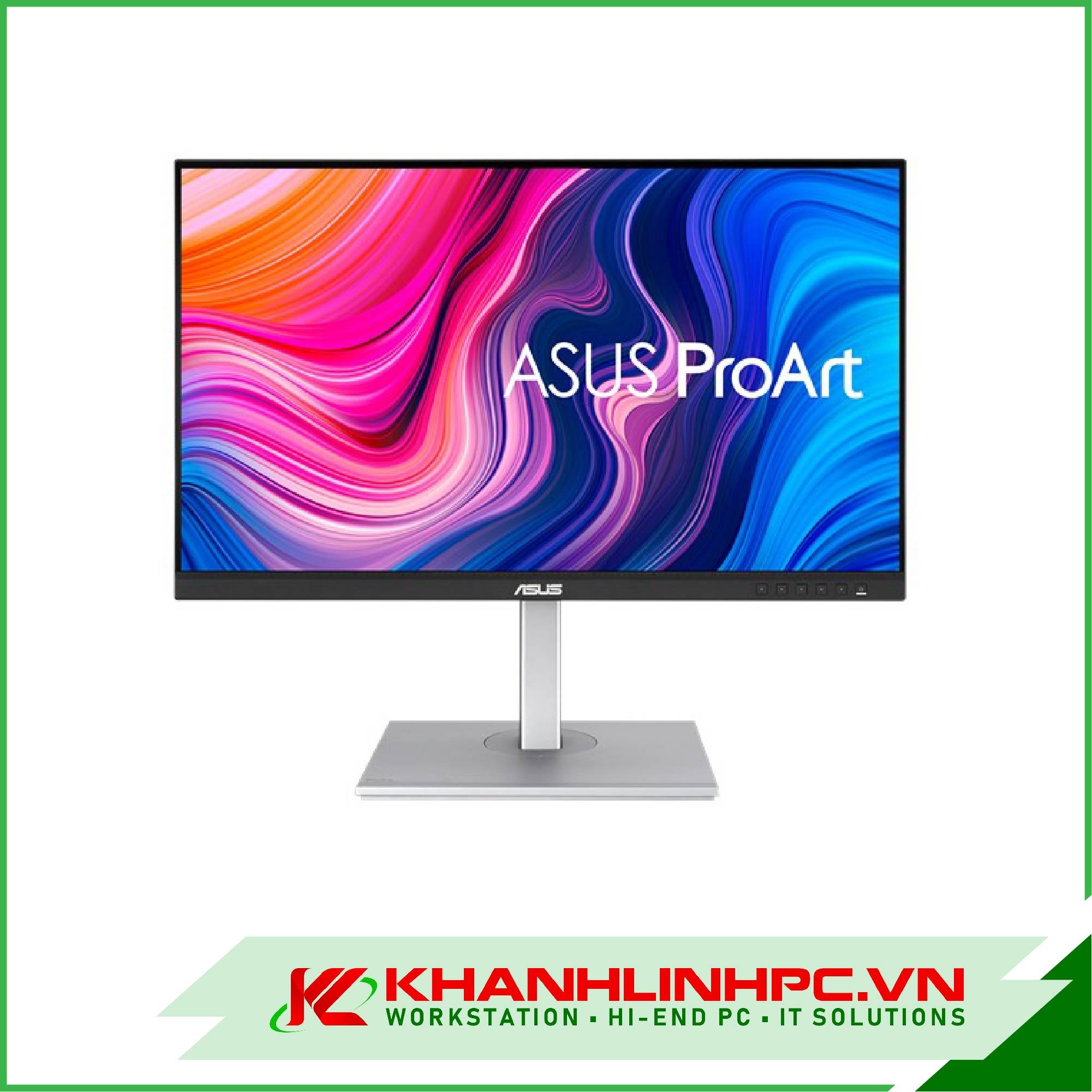 ASUS ProArt PA279CV - 27 inch, IPS, 4k UHD (3840 x 2160), 100% sRGB, USB-C - độ chính xác màu cực cao chuyên đồ họa