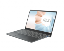 Laptop MSI Modern 14 B11M-073VN Black