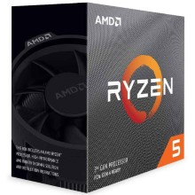 CPU AMD RYZEN 5 3600 (3.6 - 4.2Ghz / 6 core 12 thread / socket AM4)