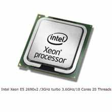 Bộ Vi Xử Lý Intel Xeon E5 2690v2 / 3.00GHz turbo 3.60GHz / 10 Cores 20 Threads