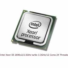 Bộ Vi Xử Lý Intel Xeon E5 2696v2 / 2.5GHz turbo 3.3GHz / 12 Cores 24 Threads