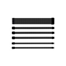 COOLERMASTER SLEEVED EXTENSION CABLE KIT - BLACK
