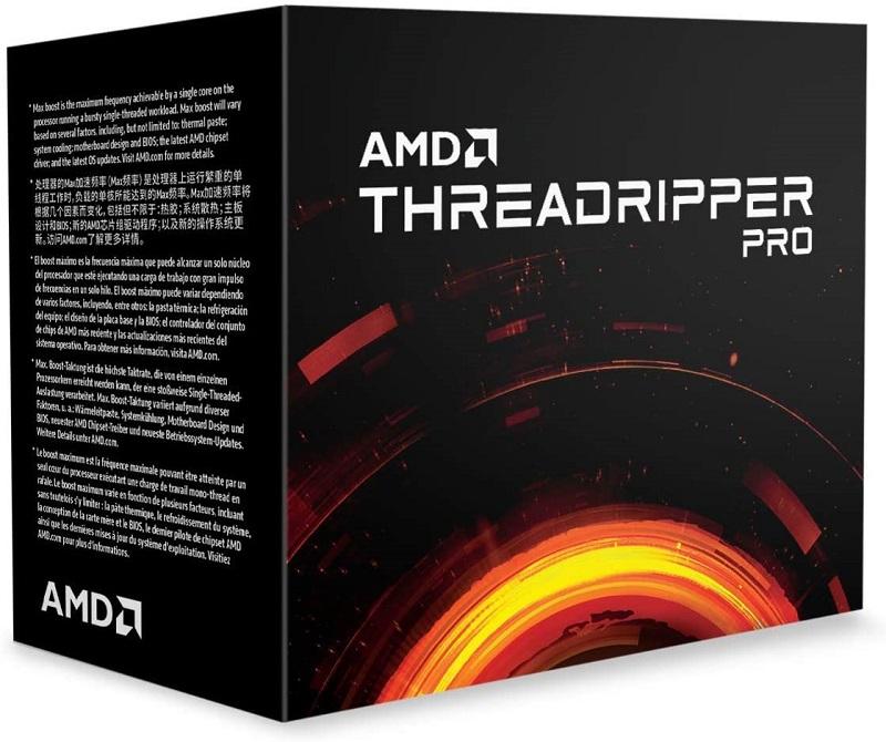 CPU AMD RYZEN THREADRIPPER PRO 3995WX 64 NHÂN 128 LUỒNG