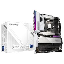 mainboard gigabyte z590 vision g sk1200