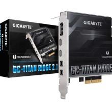 GIGABYTE GC-TITAN RIDGE 2.0 (thunderbolt 3 add-in card)
