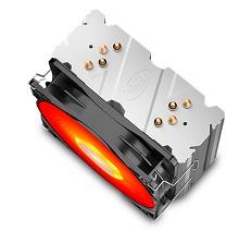 Tản nhiệt khí DeepCool Gammax 400 V2 Red