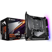 mainboard gigabyte b550i aorus pro ax sk am4