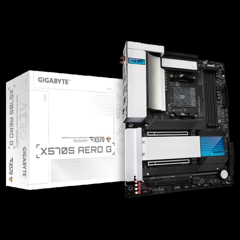mainboard gigabyte x570s aero g skam4