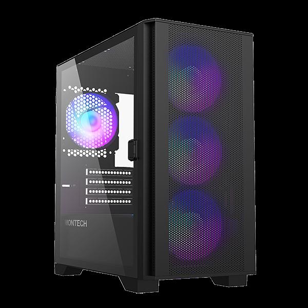 case gaming montech air 100 argb black