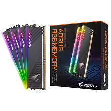 ram gigabyte aorus rgb memory 16gb (2x8gb) 3600mhz (with demo kit)