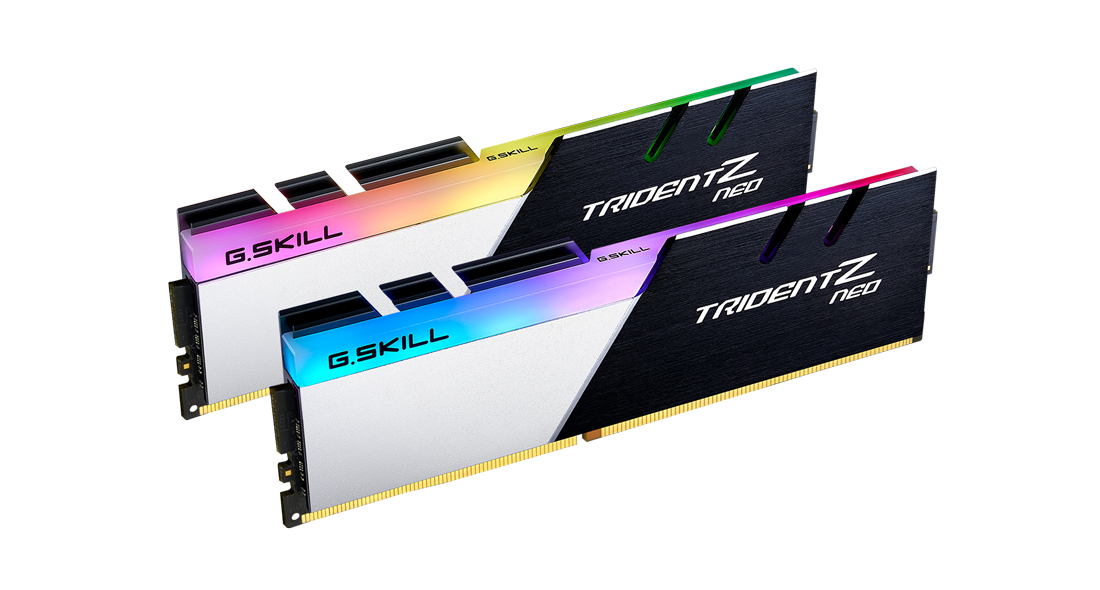 RAM GSKILL TRIDENTZ NEO RGB 16GB (2X8GB) 3600MHZ CAS 16