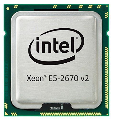 Bộ Vi Xử Lý Intel Xeon E5 2670 v2 / 2.5GHz turbo 3.3GHz / 10 Cores 20 Threads