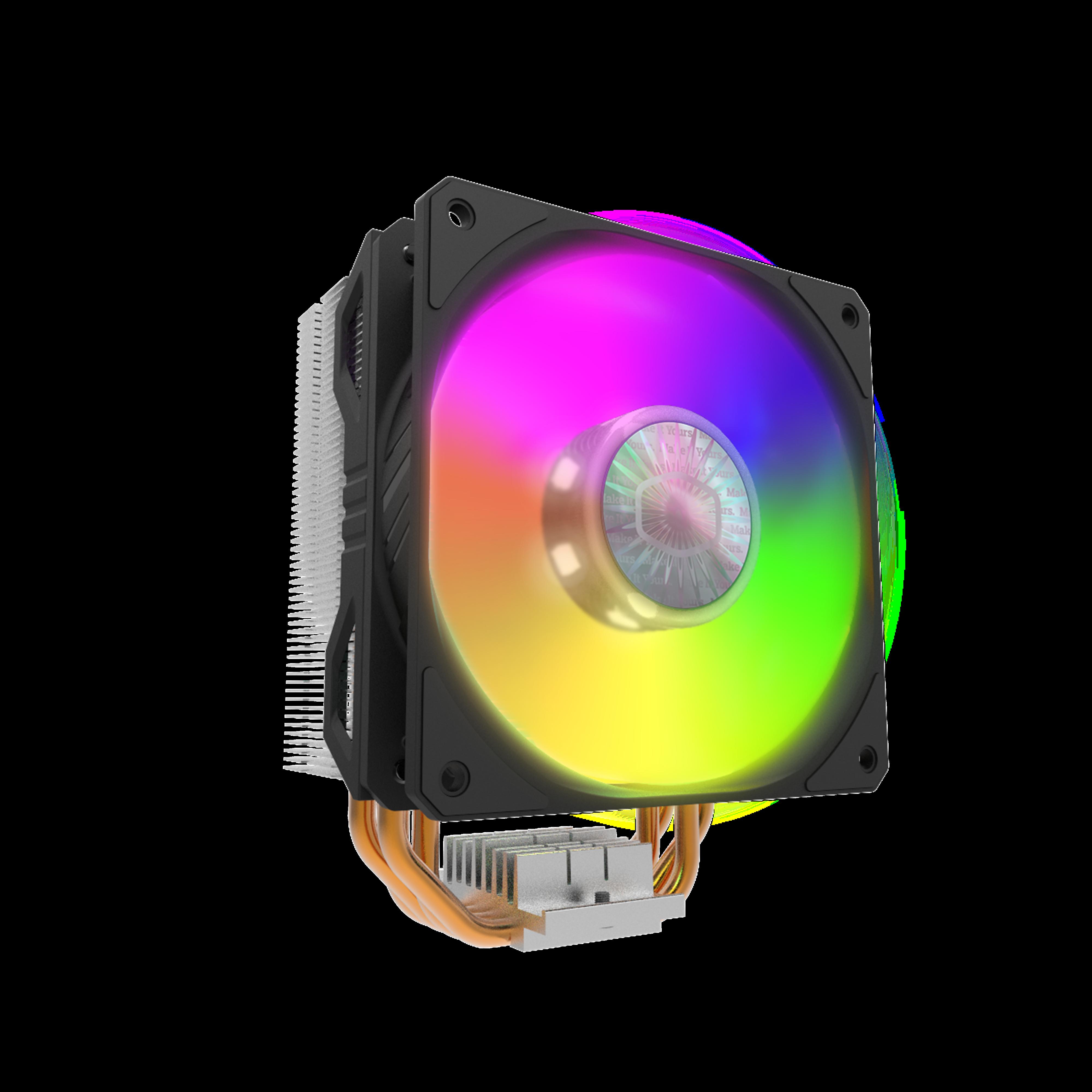 Tản nhiệt khí Cooler Master Hyper 212 ARGB V2 Spectrum