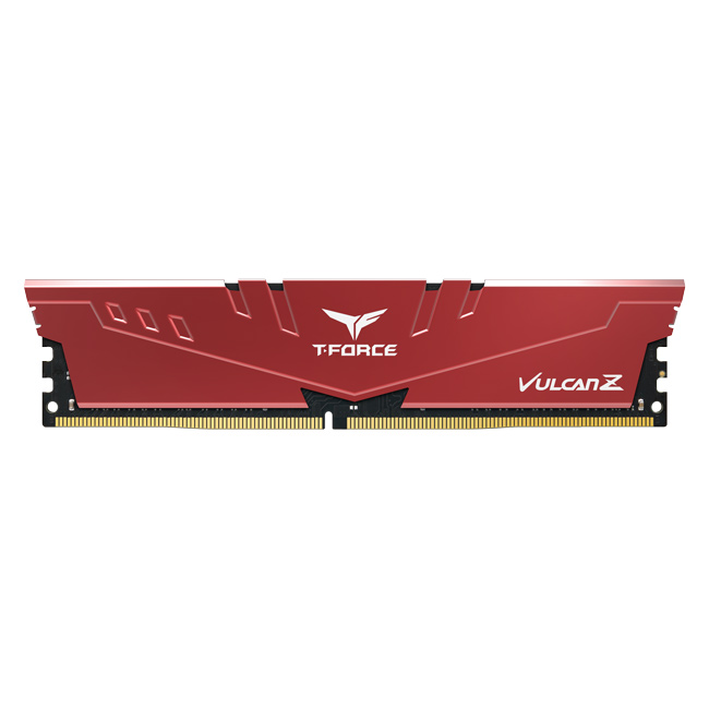 RAM DDR4 TEAM T-FORCE VULCAN Z RED 16GB 3200MHZ