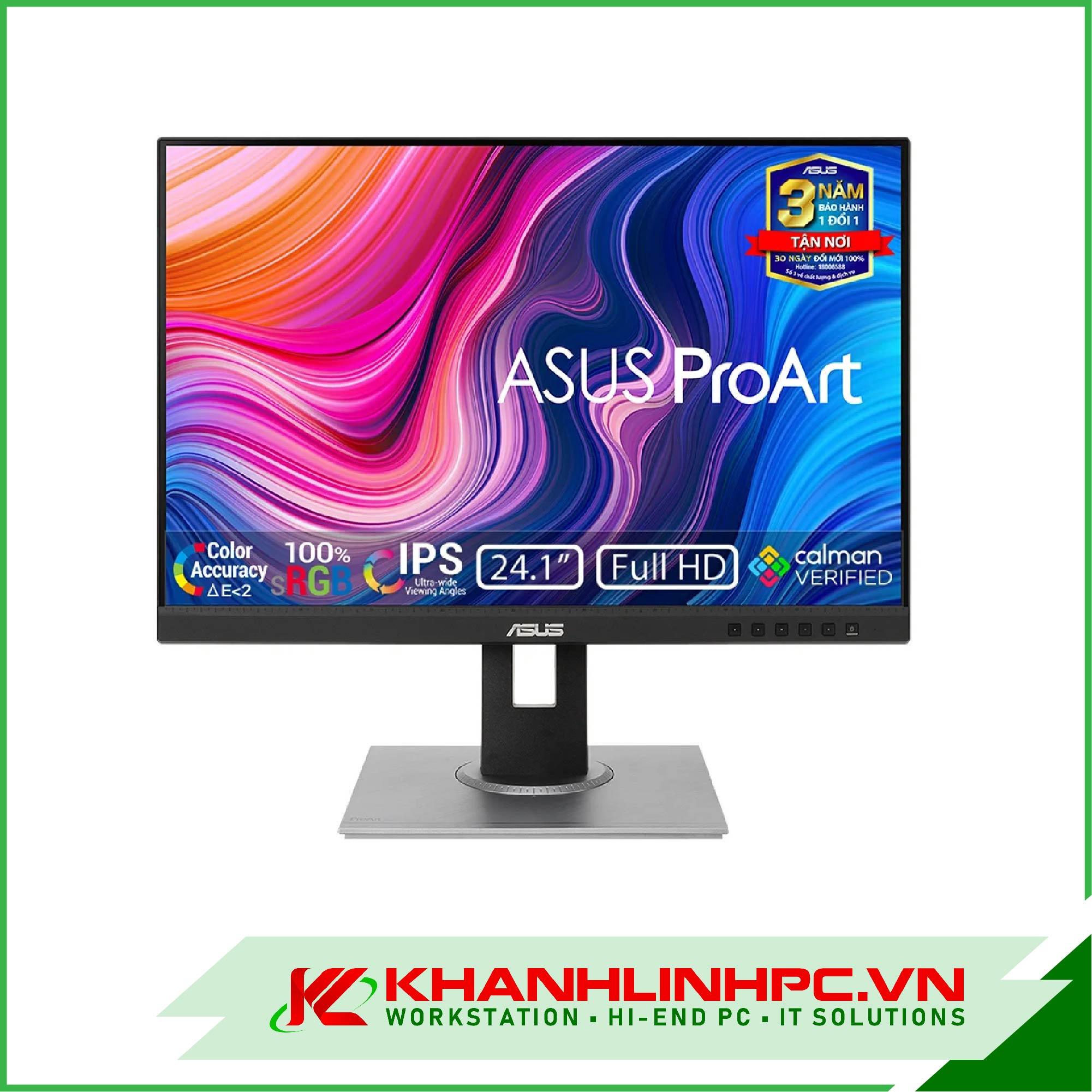LCD ASUS ProArt PA248QV 24