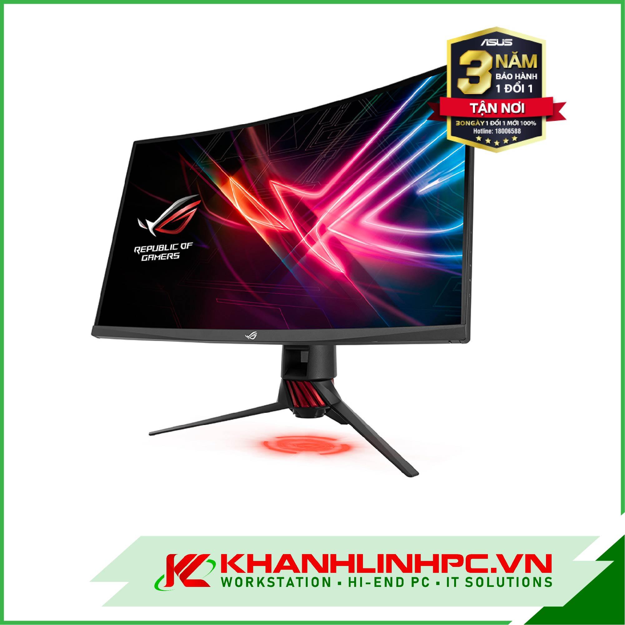 ASUS ROG Strix XG32VQ Curved Gaming Monitor 32 inch WQHD (2560x1440) 144Hz