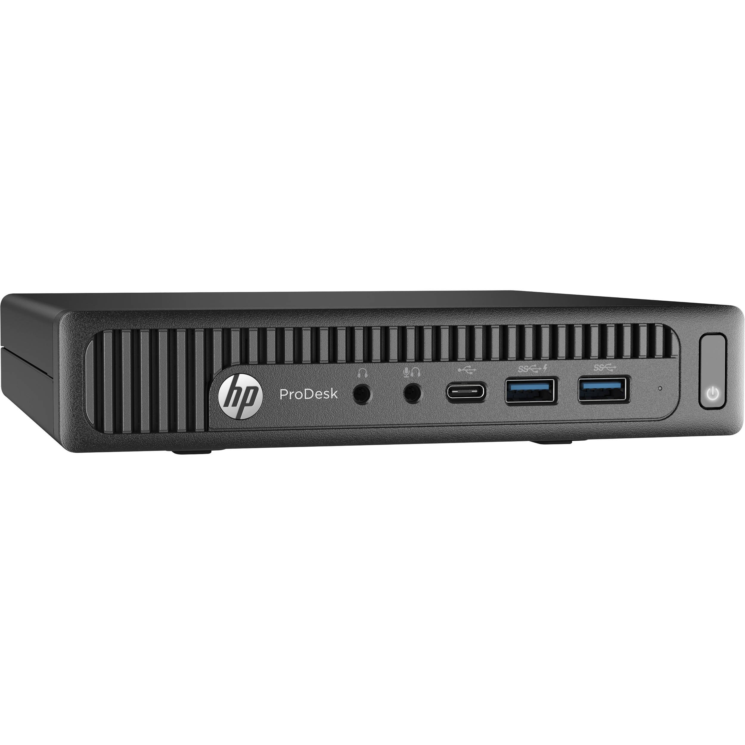 Máy mini HTPC HP EliteDesk 800 G2 Desktop Mini WIFI (cấu hình i5-6500T 3.1ghz /DDR4 8Gb)