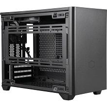 Vỏ máy tính Cooler Master NR200 Black Mini ITX Case Đen