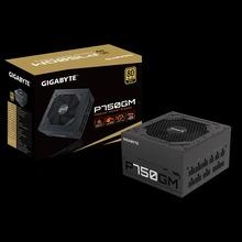 GIGABYTE P750GM 80PLUS GOLD SINGLE RAIL DUAL CPU CONNECTOR