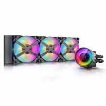 Tản Nhiệt Nước Deepcol CASTLE 360EX RGB Gamer Storm
