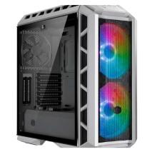 Vỏ Máy Tính CoolerMaster MasterCase H500P TG MESH WHITE ARGB