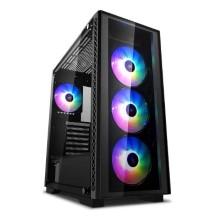 Vỏ Máy Tính Deepcool Matrexx 50 RGB 4FAN Tempered Glass Mid Tower