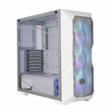 Vỏ Máy Tính Cooler Master TD500 Mesh A-RGB White