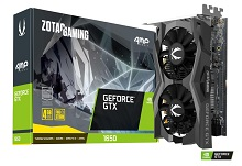 VGA ZOTAC GeForce GTX 1650 SUPER Twin Fan 4GB GDDR6